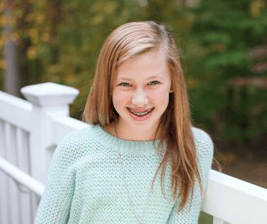 Kaleigh S. (actual patient)