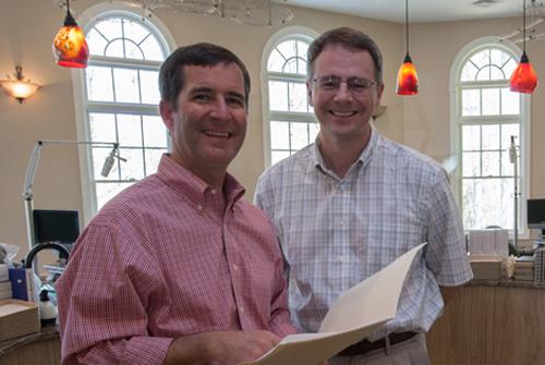 Richard Sterne, DDS & Norman Prillaman, DDS